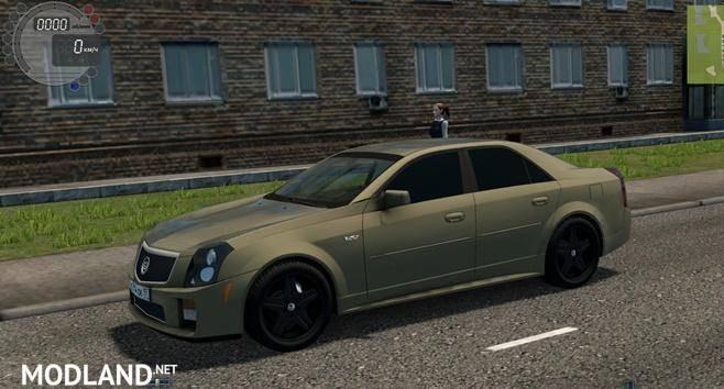 Cadillac CTS [1.5.9]